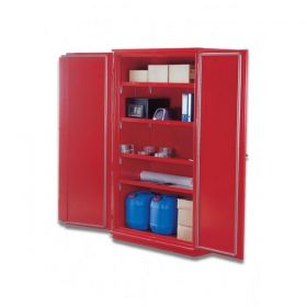 FIRE-RESISTANT CHEMICAL EQUIPMENT CABINET (1200x620x2100 mm)