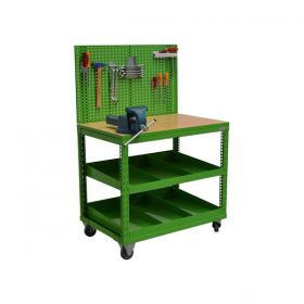 MOBILE WORKBENCH (1000x650x930 + 550 mm)