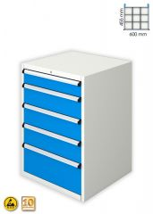 TOOL CABINET (710x690x810 mm) 7 DRAWERS