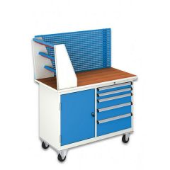 MOBILE WORKBENCH (1200x600x850 mm), 12 Tk.