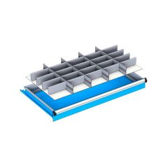 75 mm DRAWERS (Cabinet Sizes: 1010x590 mm)
