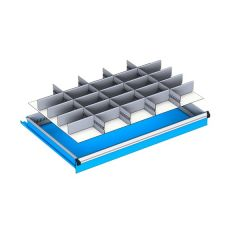 75 mm DRAWERS (Cabinet Sizes: 1010x690 mm)