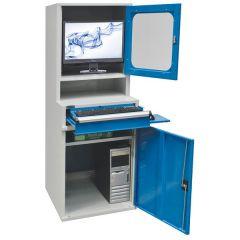 COMPUTER CABINET (600x618x1600 mm)
